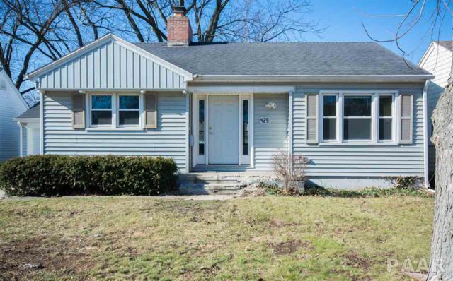 429 N Indiana, Morton, IL 61550 (#1190935) :: Adam Merrick Real Estate