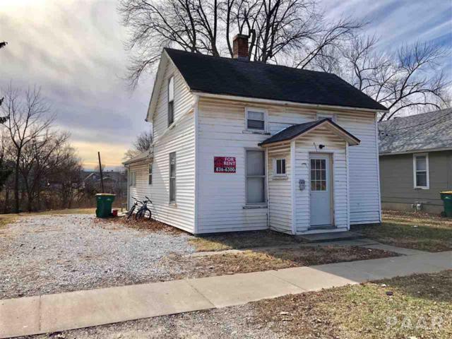 431 W Pierce Street, Macomb, IL 61455 (#1191157) :: Adam Merrick Real Estate