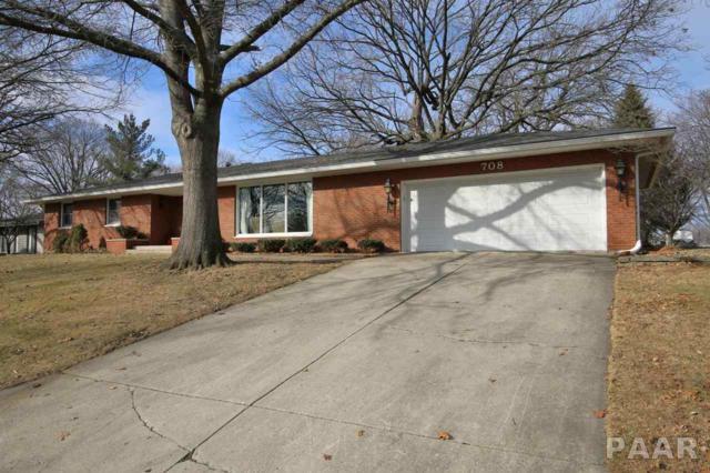 708 S Forest Park Drive, Eureka, IL 61530 (#1191185) :: Adam Merrick Real Estate