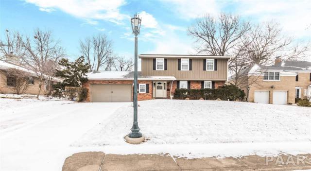 421 W Greenway Place, Peoria, IL 61614 (#1191205) :: Adam Merrick Real Estate