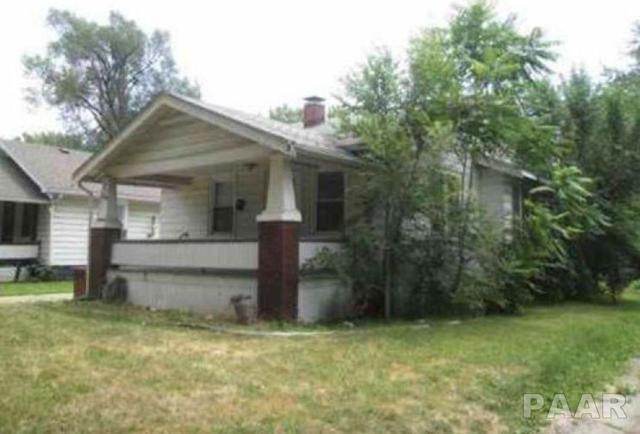 1329 E Olive, Decatur, IL 62526 (#1191219) :: Adam Merrick Real Estate