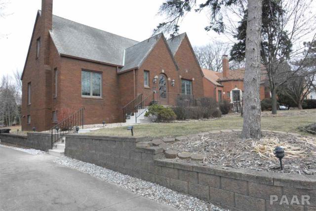 121 E Ellington, Peoria, IL 61603 (#1191248) :: Adam Merrick Real Estate