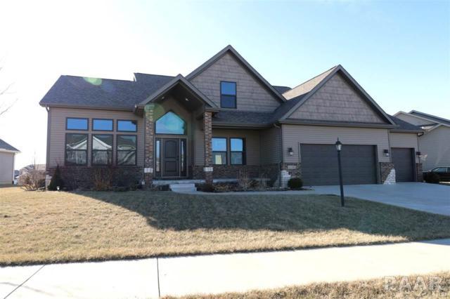 11105 N Saddlehorn Way, Dunlap, IL 61525 (#1191254) :: Adam Merrick Real Estate