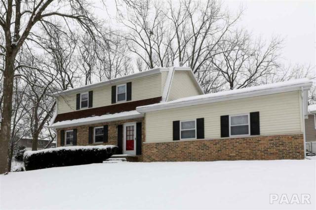 1718 W Teton Drive, Peoria, IL 61614 (#1191255) :: Adam Merrick Real Estate