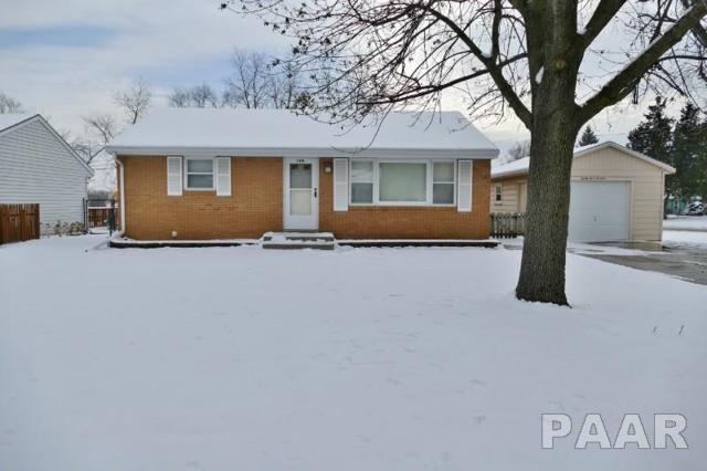 2314 W Cindy Lane, Peoria, IL 61614 (#1191302) :: Adam Merrick Real Estate
