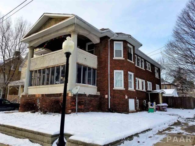 501 W Columbia Terrace, Peoria, IL 61606 (#1191336) :: Adam Merrick Real Estate