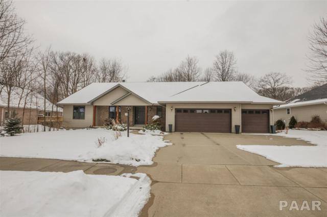 137 Fawn Haven Drive, East Peoria, IL 61611 (#1191398) :: Adam Merrick Real Estate