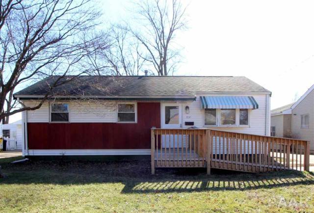 704 E Division Avenue, Peoria Heights, IL 61616 (#1191405) :: RE/MAX Preferred Choice