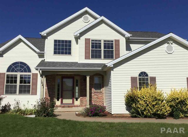 1641 W Meadowview Drive, Dunlap, IL 61525 (#1191417) :: Adam Merrick Real Estate