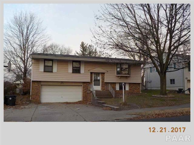 1717 Holiday Drive, Pekin, IL 61554 (#1191462) :: Adam Merrick Real Estate