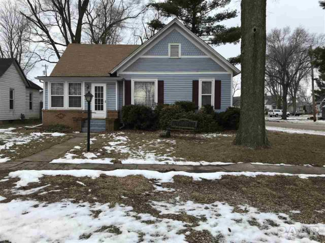 1229 N Finney, Chillicothe, IL 61523 (#1191470) :: RE/MAX Preferred Choice