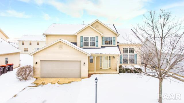 10926 N Highcrest Lane, Dunlap, IL 61525 (#1191508) :: Adam Merrick Real Estate