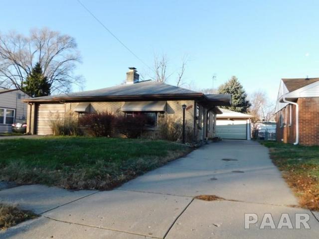 1507 Terrace Boulevard, Pekin, IL 61554 (#1191524) :: Adam Merrick Real Estate