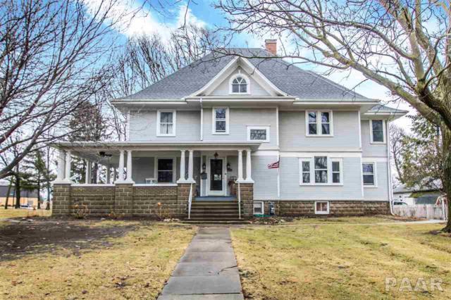 204 N Prairie Street, Metamora, IL 61548 (#1191550) :: Adam Merrick Real Estate
