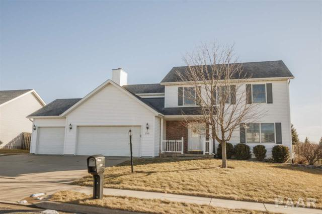 2312 W Marks Place, Dunlap, IL 61525 (#1191557) :: RE/MAX Preferred Choice