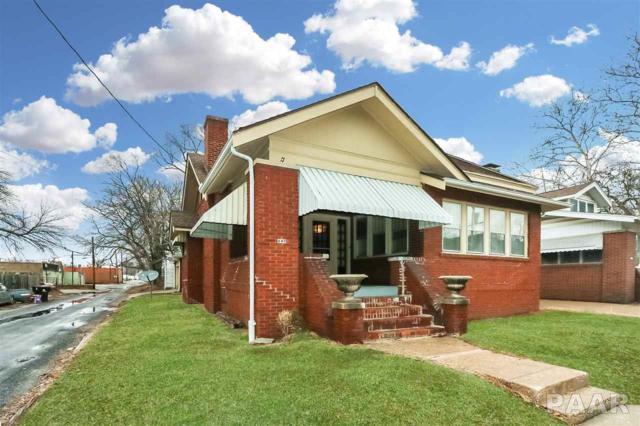 107 E Archer Avenue, Peoria, IL 61603 (#1191568) :: Adam Merrick Real Estate