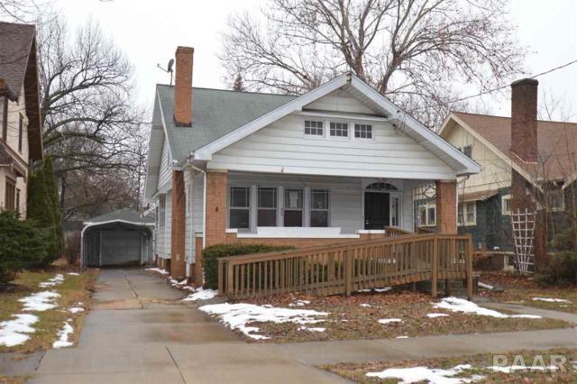 1321 N Machin Avenue, Peoria, IL 61606 (#1191613) :: Adam Merrick Real Estate