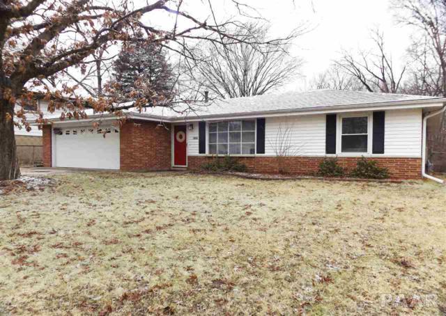 1806 Springfield, East Peoria, IL 61611 (#1191616) :: RE/MAX Preferred Choice