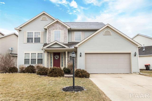 10918 N Highcrest Lane, Dunlap, IL 61525 (#1191619) :: RE/MAX Preferred Choice