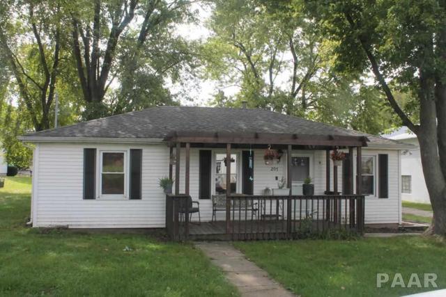 207 W Maple Street, Washburn, IL 61570 (#1191682) :: Adam Merrick Real Estate