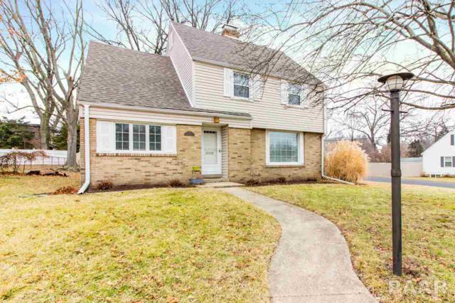209 E Ellington Drive, Peoria, IL 61603 (#1191810) :: Adam Merrick Real Estate