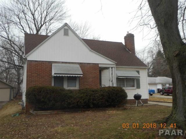1025 E Corrington, Peoria, IL 61603 (#1191869) :: Adam Merrick Real Estate
