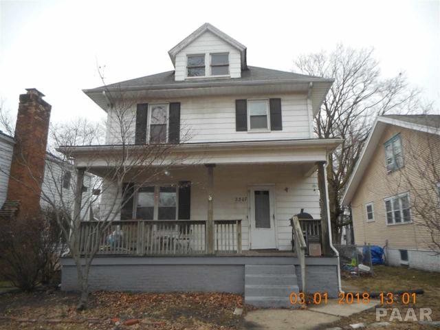 2307 N Central, Peoria, IL 61603 (#1191870) :: Adam Merrick Real Estate