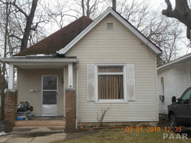 114 E Maywood, Peoria, IL 61603 (#1191871) :: Adam Merrick Real Estate