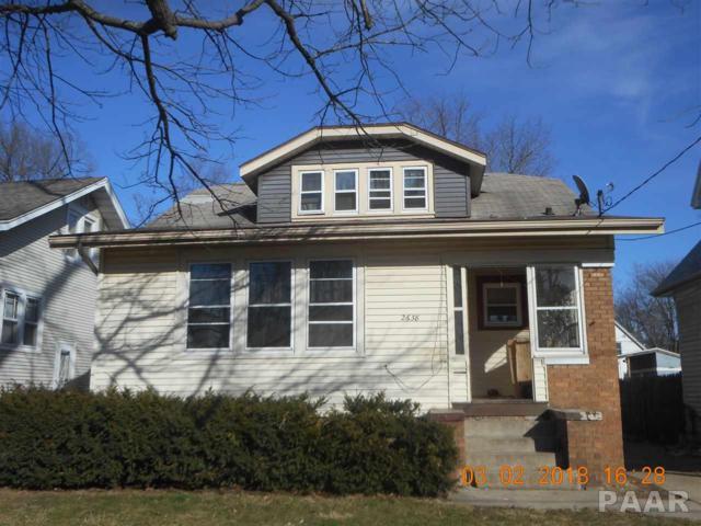 2638 N Missouri, Peoria, IL 61603 (#1191995) :: Adam Merrick Real Estate