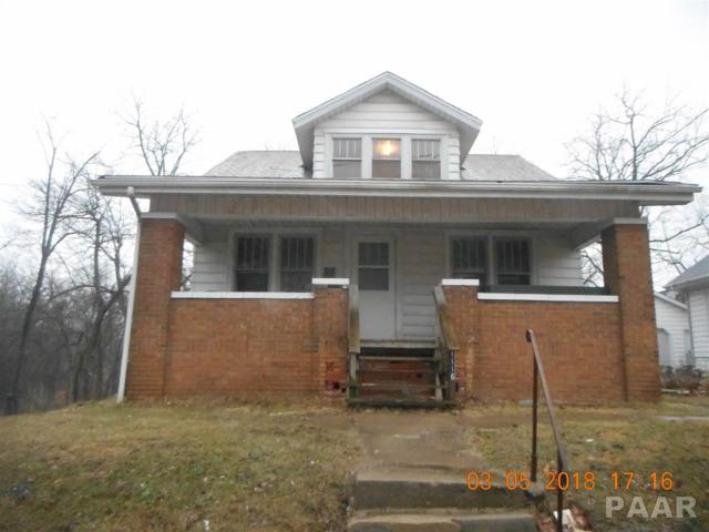 1116 W Nebraska, Peoria, IL 61604 (#1192003) :: Adam Merrick Real Estate
