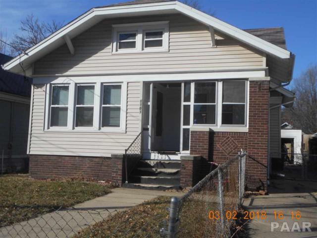 1101 E Virginia, Peoria, IL 61603 (#1192010) :: Adam Merrick Real Estate