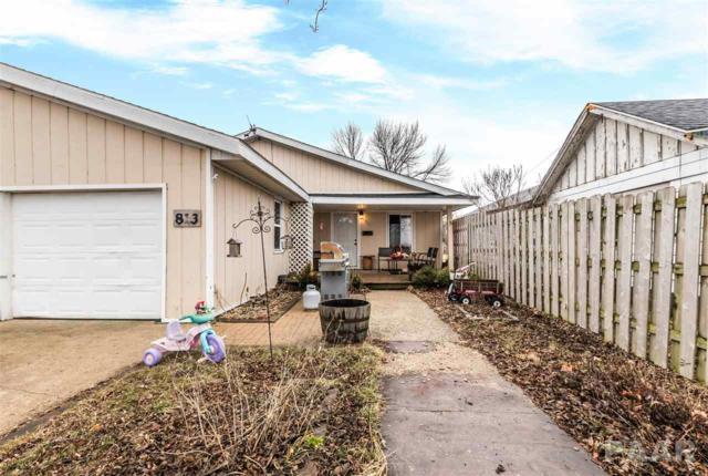 813 N 7TH Street, Wyoming, IL 61491 (#1192068) :: Adam Merrick Real Estate