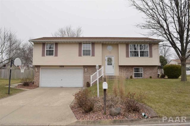105 Constitution Drive, East Peoria, IL 61611 (#1192230) :: Adam Merrick Real Estate