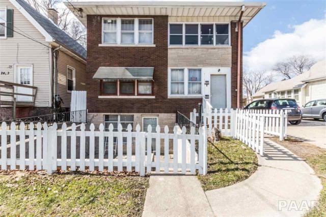 2405 N Sheridan Road, Peoria, IL 61604 (#1192285) :: Adam Merrick Real Estate