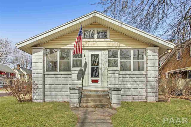 2117 W Heading Avenue, West Peoria, IL 61604 (#1192461) :: Adam Merrick Real Estate