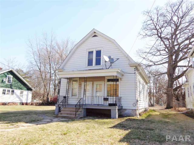 1604 N North Street, Peoria, IL 61604 (#1192589) :: Adam Merrick Real Estate