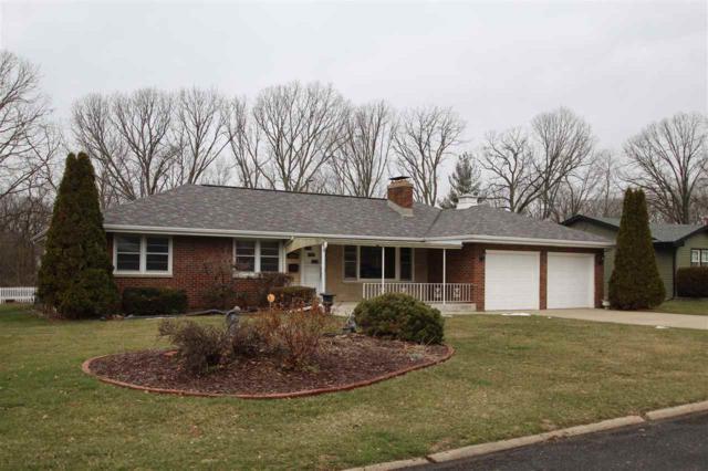4209 N Keenland Avenue, Peoria, IL 61614 (#1192730) :: Adam Merrick Real Estate