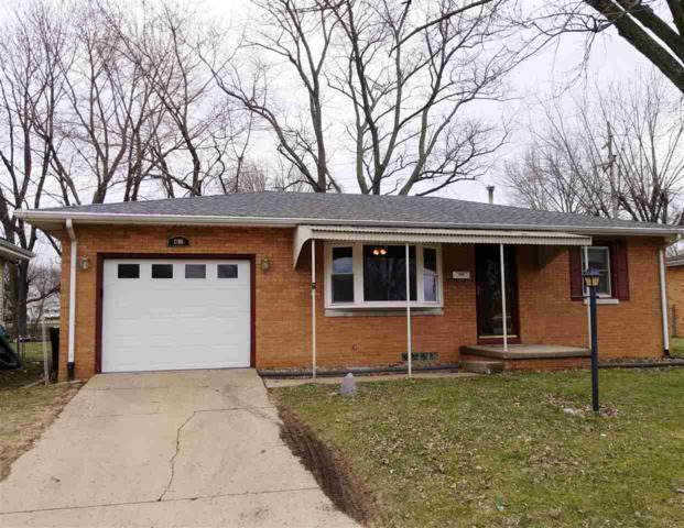 1106 S 11TH Street, Pekin, IL 61554 (#1192783) :: Adam Merrick Real Estate