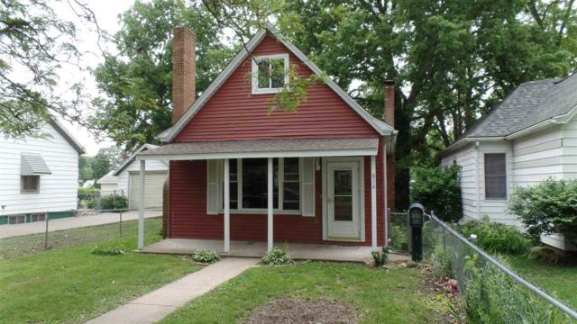 814 N Sixth Street, Chillicothe, IL 61523 (#1192845) :: Adam Merrick Real Estate
