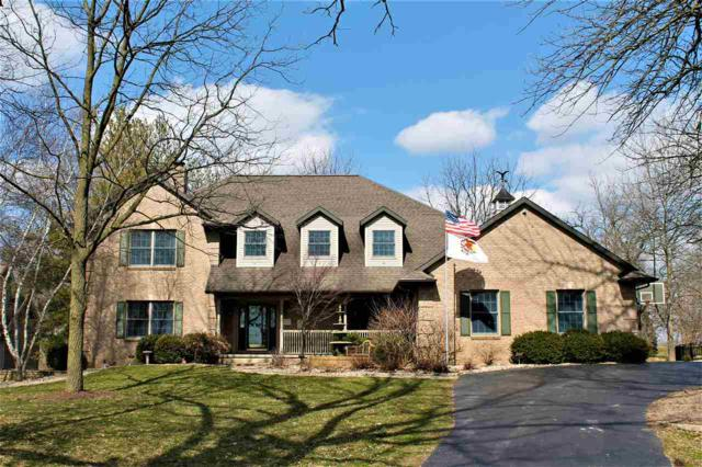 1362 Mt. Zion Road, Eureka, IL 61530 (#1193143) :: Adam Merrick Real Estate