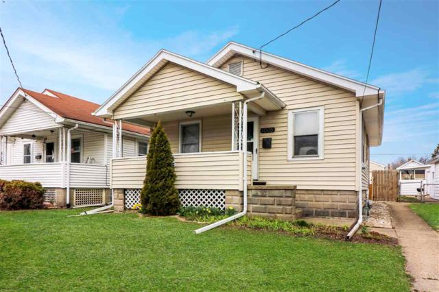 1005 E Hines Avenue, Peoria Heights, IL 61616 (#1193316) :: Adam Merrick Real Estate