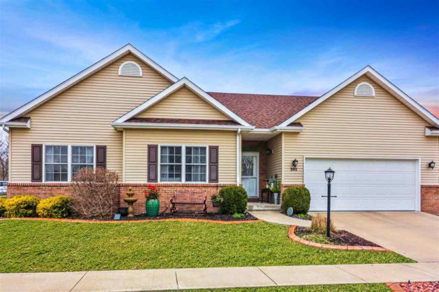 101 Stone Creek, East Peoria, IL 61611 (#1193504) :: RE/MAX Preferred Choice