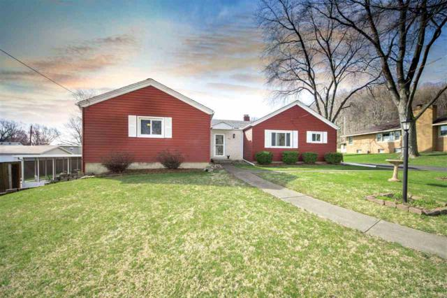 1610 E Terrace View Lane, Peoria Heights, IL 61616 (#1193529) :: Adam Merrick Real Estate