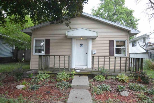 1103 E Glen, Peoria Heights, IL 61616 (#1193549) :: Adam Merrick Real Estate
