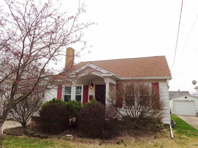 1214 W Virginia Avenue, Peoria, IL 61604 (#1193576) :: Adam Merrick Real Estate