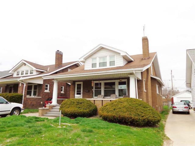 1307 E Nebraska Avenue, Peoria, IL 61603 (#1193578) :: Adam Merrick Real Estate