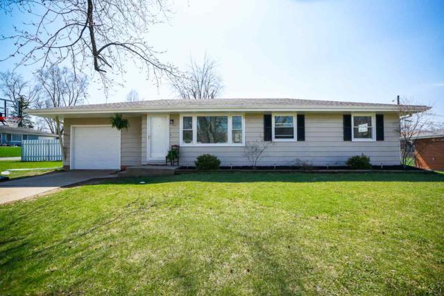 5407 N Stephen Drive, Peoria, IL 61615 (#1193595) :: Adam Merrick Real Estate