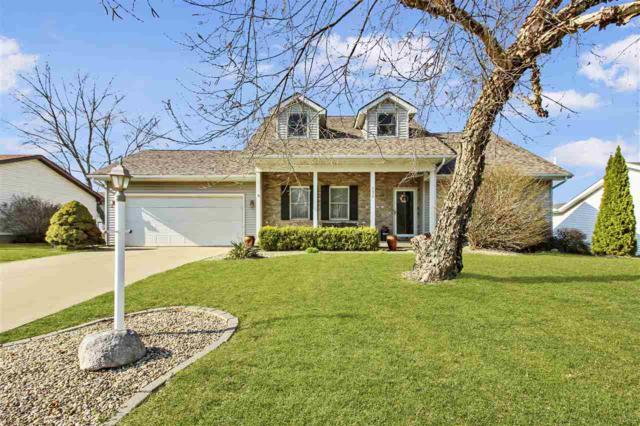 132 Justice Drive, East Peoria, IL 61611 (#1193606) :: Adam Merrick Real Estate