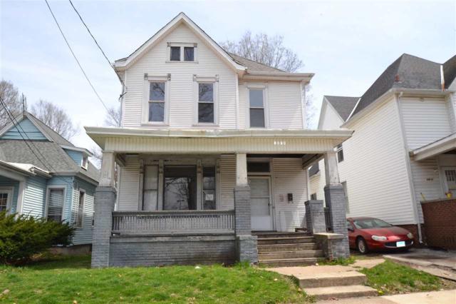 1814 N Peoria Avenue, Peoria, IL 61603 (#1193614) :: Adam Merrick Real Estate