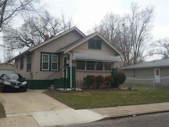 916 E Virginia Avenue, Peoria, IL 61603 (#1193633) :: Adam Merrick Real Estate